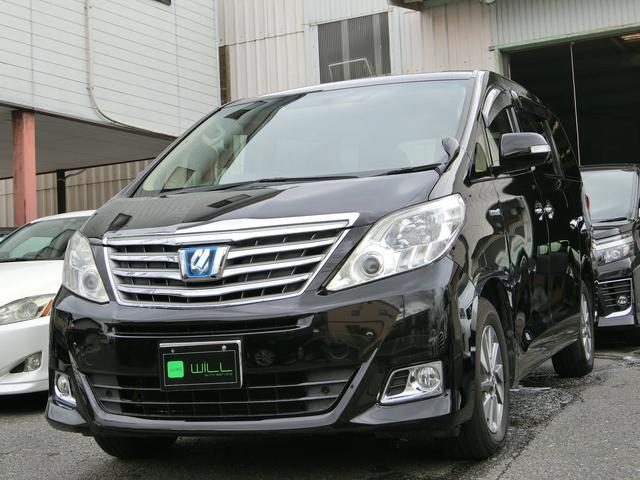 トヨタ X ワンオーナー 純正ナビ フリップダウンモニター ETC