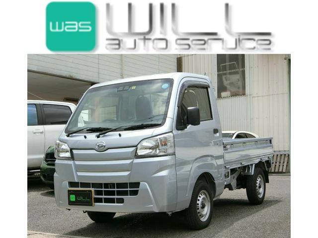ダイハツ スタンダードSAIIIt 4WD 4速AT スマアシ ABS