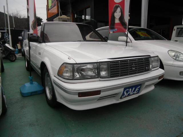 トヨタ ロイヤルサルーン 社外アルミ