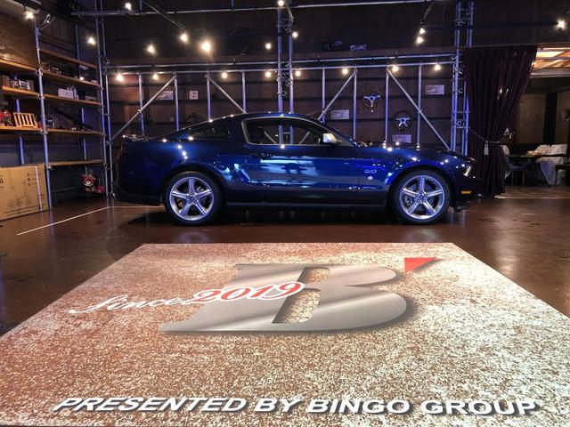 フォード V8 GTクーペプレミアム 正規ディーラー車