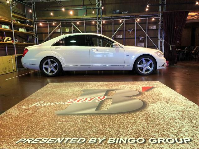メルセデス・ベンツ S400 ハイブリッドロング 正規ディーラー車