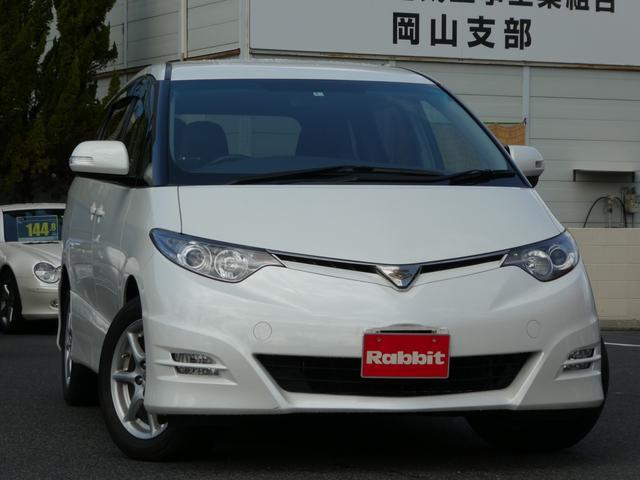 トヨタ アエラス SDナビ フルセグ 4WD
