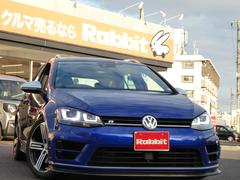 VW ゴルフRヴァリアントKW車高調V3/REMUSマフラー/外Fリップ/ACC