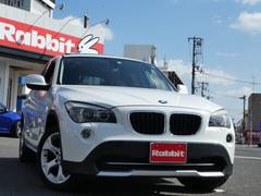 BMW X1sDrive 18i サンルーフ 外HDDナビTV