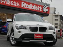 BMW X1xDrive 28iハイライン SR 黒革 純正ナビTV