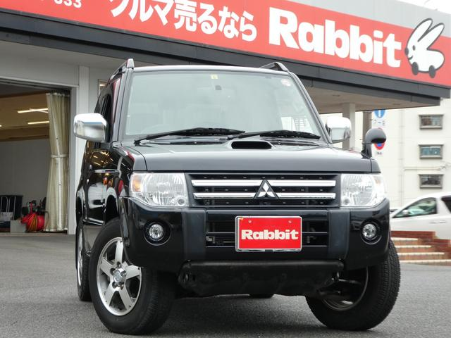 三菱 プレミアムセレクション メモリーナビ 4WD ターボ