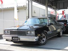 シボレー エルカミーノ8ナンバー放送宣伝車 1984モデル