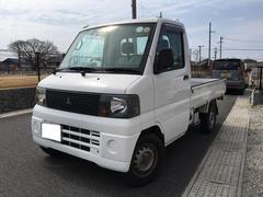 ミニキャブトラック4WD エアコン
