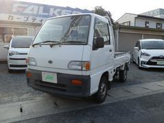 サンバートラックスペシャル 4WD エアコン 5スピード