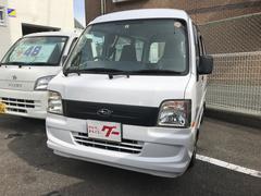 サンバーバンVB エアコン MT 軽トラック・軽バン