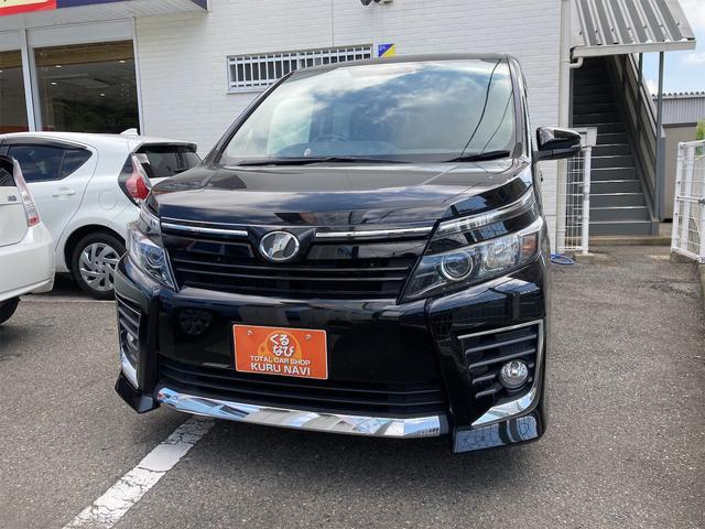 トヨタ ZS ナビ バックカメラ AW ETC AC オーディオ付 修復歴無 PS パワーウィンドウ 3列シート