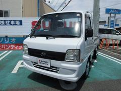 サンバートラックエアコン パワステ 4WD 5MT