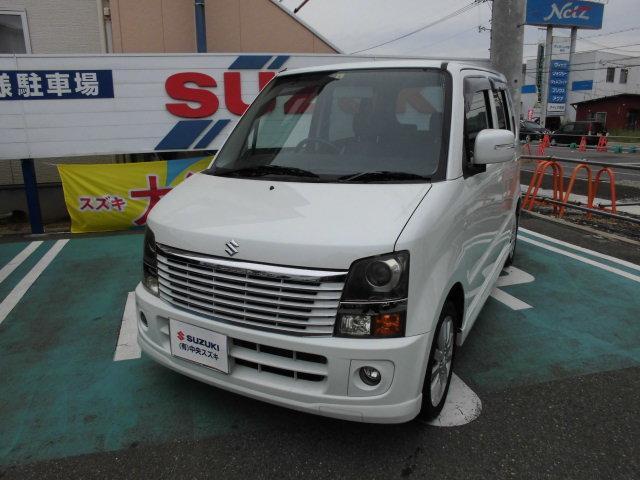 スズキ ワゴンR リミテッド (車検整備付)