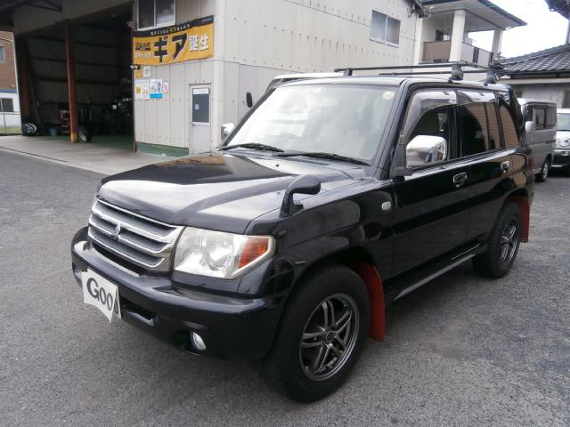 三菱 アクティブフィールドエディション2.0 4WD 修復歴無