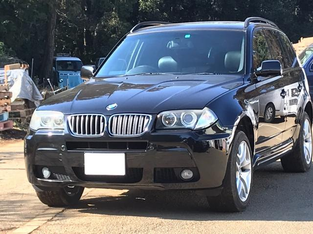 BMW 2.5si Mスポーツパッケージ 本革シート ディスチャージヘッドランプ