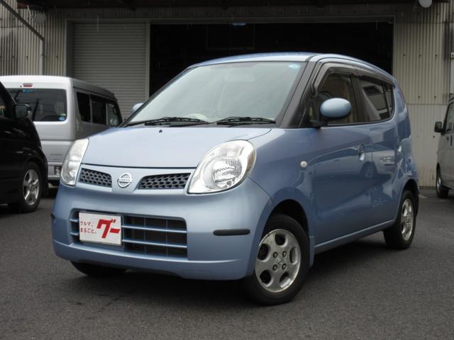 日産 モコ E スマートキー ETC CD オートAC 軽自動車 ...