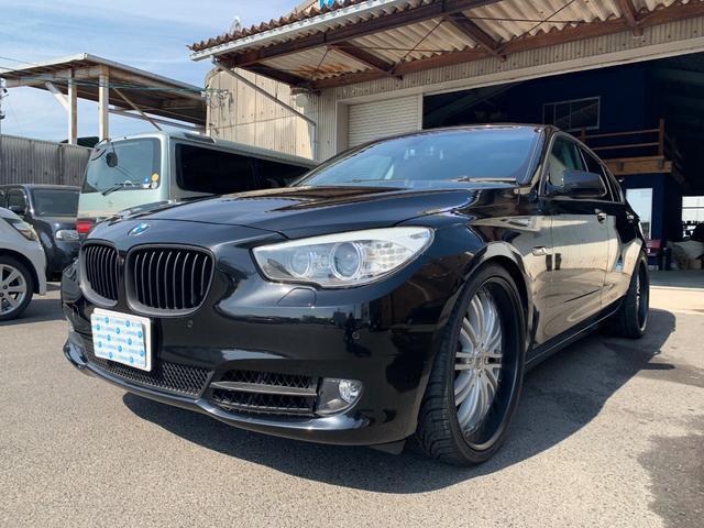 BMW 535iグランツーリスモ スマートキー サンルーフ ナビ