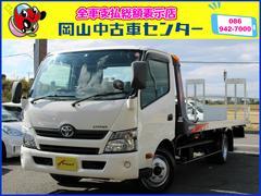 ダイナトラックユニックNEO5リモコン付 キャリアカー 積載車 ウインチ
