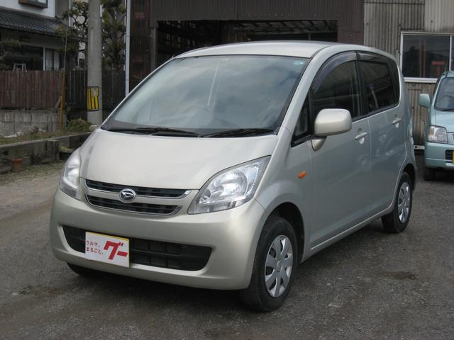ダイハツ X 4WD CD キーレス 電動格納ミラー 軽自動車
