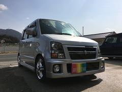 ワゴンRRR−Sリミテッド 4WD CDMD シートヒーター