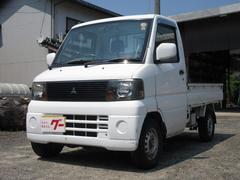 ミニキャブトラックベースグレード エアコン 4WD 5MT