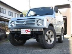 ジムニーランドベンチャー 4WD 3AT CD 16インチAW