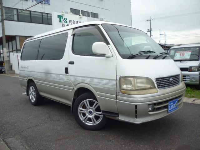 トヨタ リビングサルーンEX