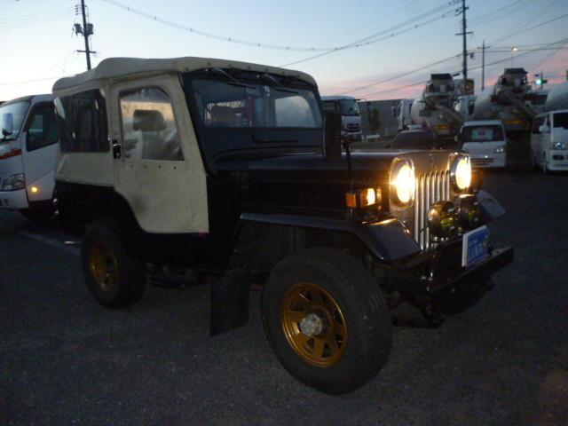 三菱 修復歴無 MT 4WD カラーブラック 2700cc