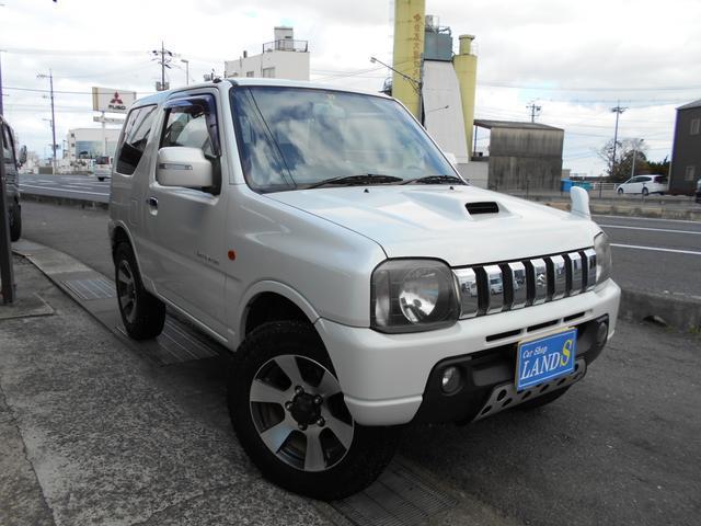 スズキ ランドベンチャー 4WD CD ETC タイミングチェーン式