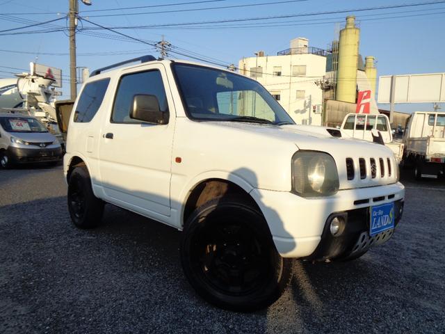 スズキ XC 車検R5年1月 4WD オートマチック チェーン式 CD ラジオ