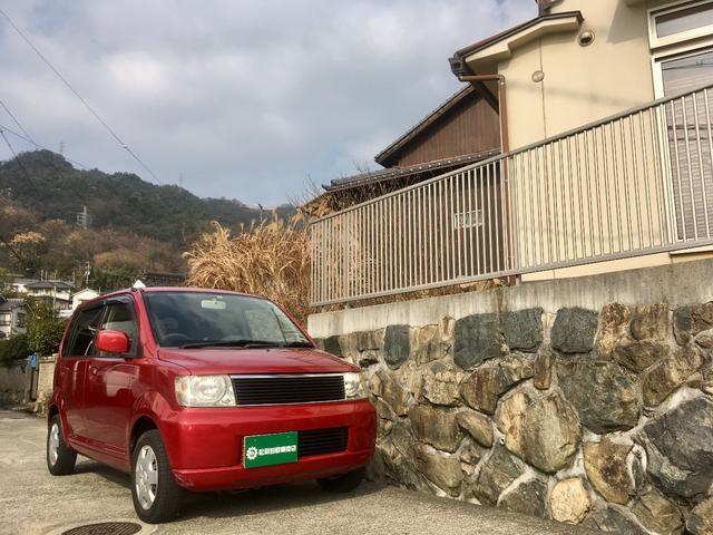 三菱 eKワゴン M キーレス ベンチシート フルフラット (車検...