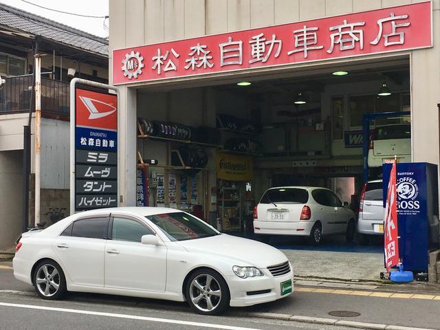 トヨタ 250G Sパッケージ ローダウン 純正DVDナビ フルセグ