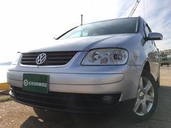 VW ゴルフトゥーランGLi 禁煙 メモリーナビ フルセグ ブルートゥース 7人乗