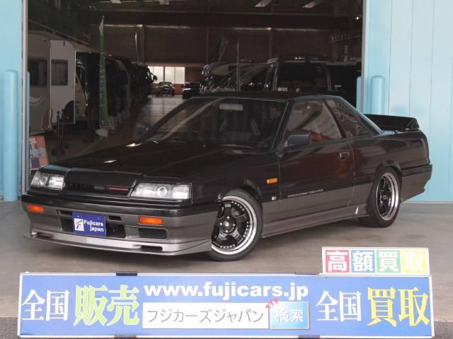日産 GTS-Xツインカム24Vターボ JIC車高調 フルエアロ