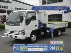 エルフトラッククレーン4段 ラジコン NOX適合