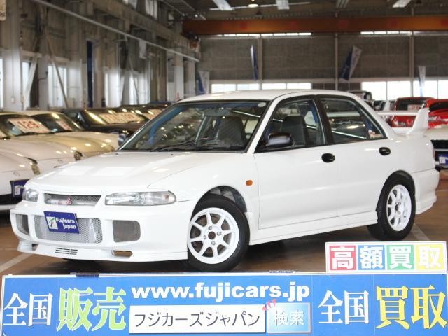 三菱 RSエボリューションIII エアロ オーリンズダンパー