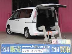 セレナ4WD チェアキャブ 電動リアリフト 電動固定 電装ステップ