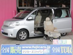 ポルテ福祉車両 サイドアクセス助手席脱着式シート 4WD パワスラ