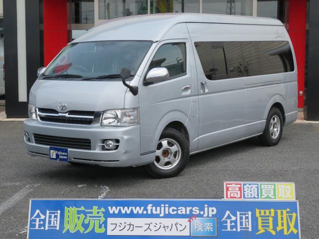 トヨタ AtoZ アメリア ワンオーナー車 2段ベット HDDナビ