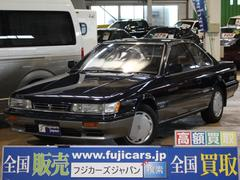 レパードXJ オリジナル車両