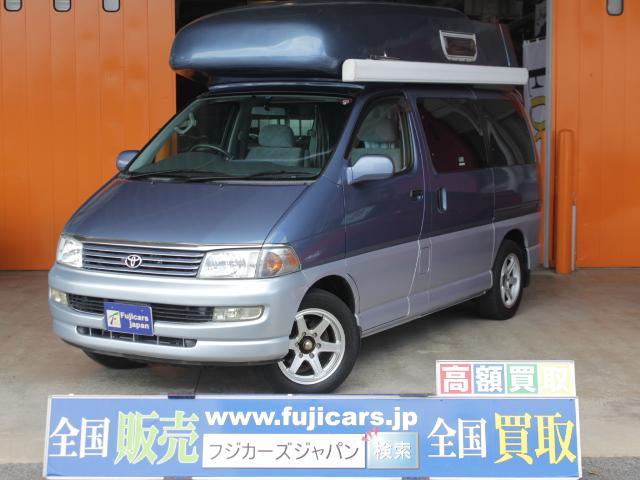 トヨタ キャンピングカー テッツRV ROXYSTYLE オーニング