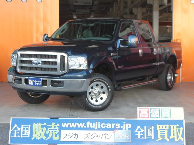 フォード XLT スーパーデューティ リフトアップ マフラー 17AW