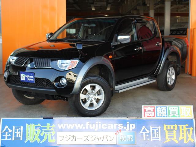 三菱 ベース 4WD ワンオーナー 16インチAW ポータブルナビ