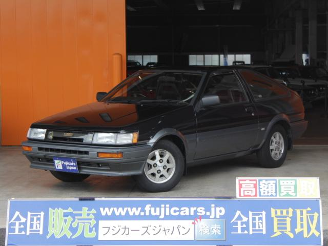 トヨタ GT-APEX ワンオーナー車