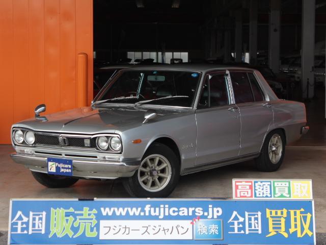 日産 2000GT 外装レストア済み 後期モデル