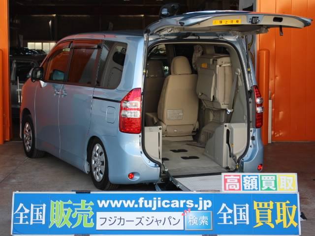 トヨタ X Lセレクション 福祉車輌 電動スローパー 電動ウィンチ