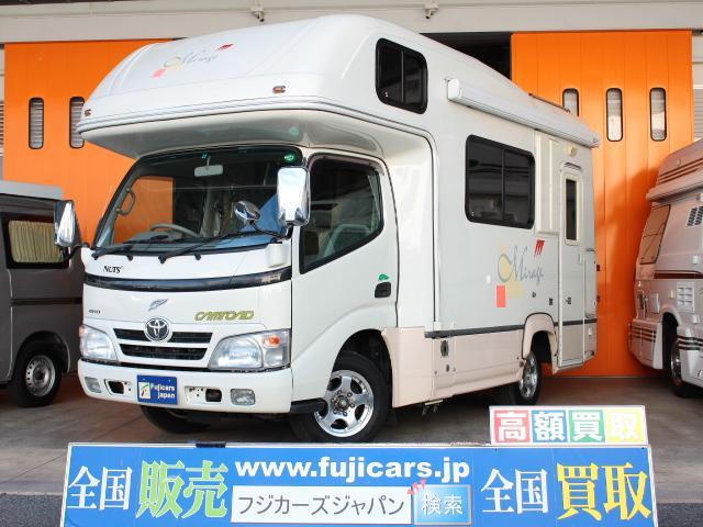 トヨタ キャンピング ナッツRV ミラージュ DT4WDワンオーナー