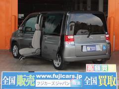 モビリオ福祉車輌 サイドリフトアップシート パワースライドドア