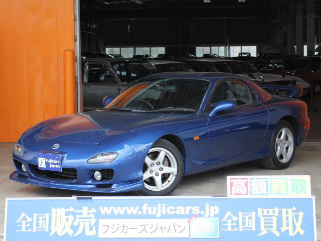 マツダ タイプRバサースト 6型最終モデル 純正車高調