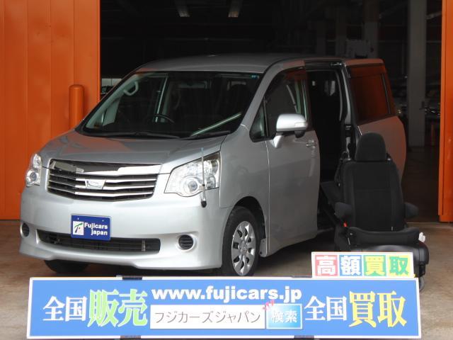 トヨタ X Lセレクション 福祉車輌 サイドリフトアップ脱着式シート